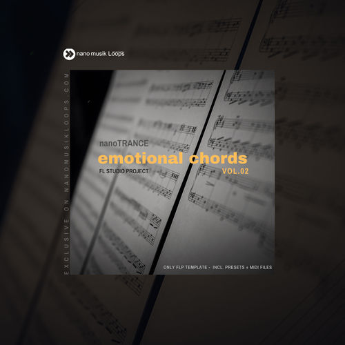 nanoTrance Emotional Chords Vol 2