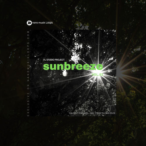 Sunbreeze MIDI Pack Vol3