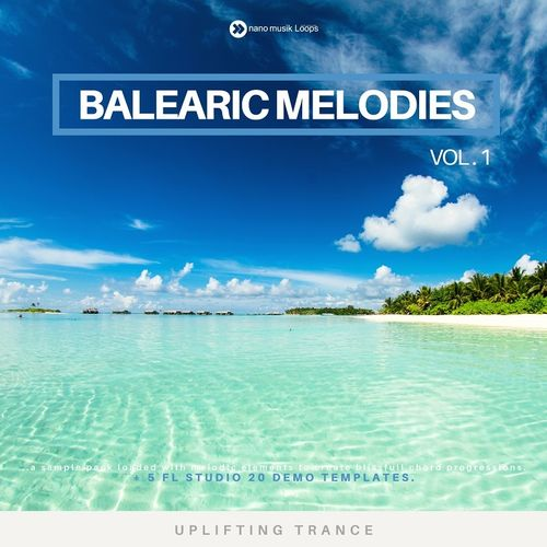 Balearic Melodies Vol 1 MIDI PACK
